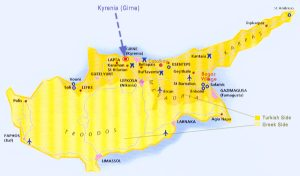 kyrenia-on-cyprus