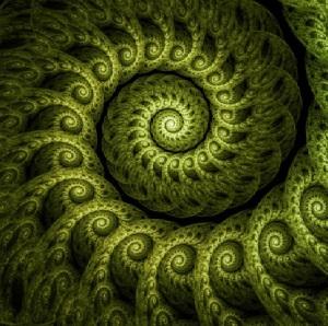 green-fractals-g