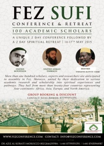 Fez Sufi Conference (1)
