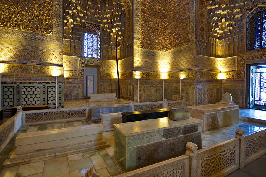 Deze afbeelding heeft een leeg alt-atribuut; de bestandsnaam is gur-emir-mausoleum6.jpg