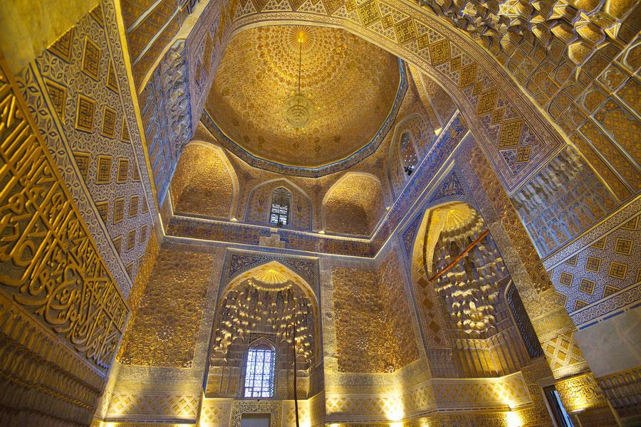 Deze afbeelding heeft een leeg alt-atribuut; de bestandsnaam is gur-emir-mausoleum7.jpg