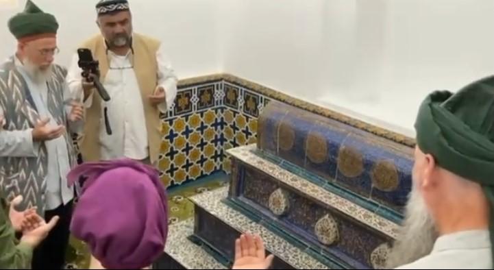 Maqam of Hadrat Qussam ibn Abbas